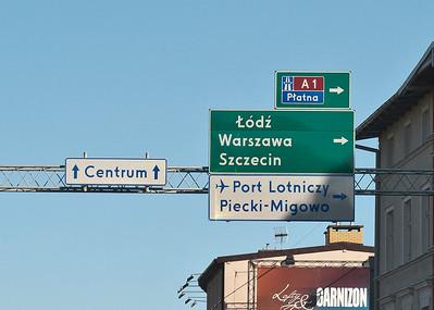 Warsaw, thattaway -->