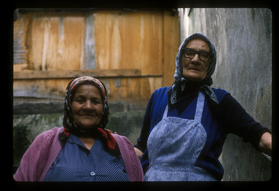 Girlfriends, Sighisoara, Romania.