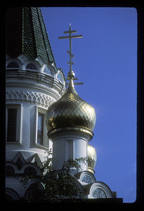 Romanian Orthodox church.