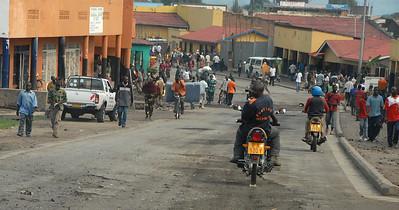 Eastern Rwanda town.