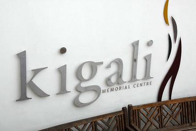 The Genocide Museum, Kigali, Rwanda.
