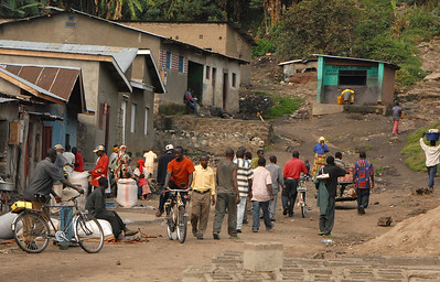 Gisenyi, Rwanda.