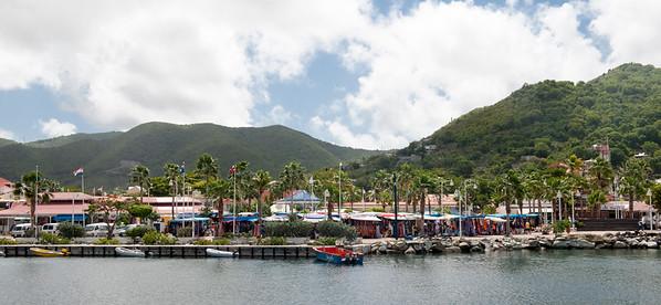 St. Martin waterfront