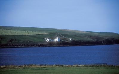 Farm, northern Scotland.