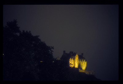 Edinburgh Castle, Edinburgh, Scotland.