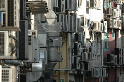 Air conditioning, Singapore.
