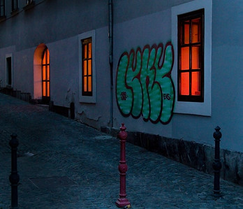 Ljubljana graffiti