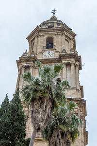 View of clock tower - Spain