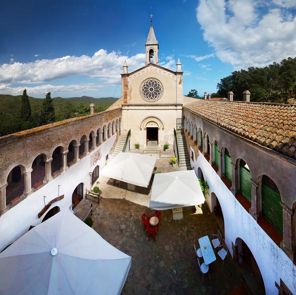 The 'ermita' in Sant Grau, Spain