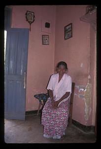 Family matron, Bandarawela, Sri Lanka.