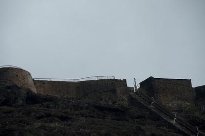 Atop Jacob's Ladder, Jamestown, St. Helena Island.