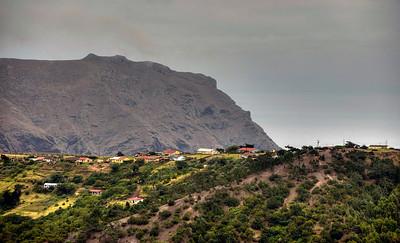 St. Helena Island, North Atlantic Ocean.