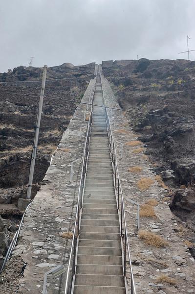 Jacob's Ladder, St. Helena Island.