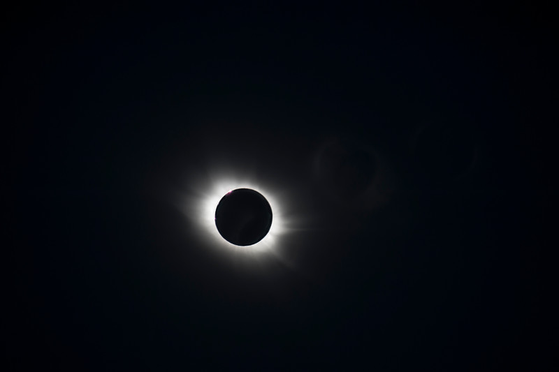 Total Solar Eclipse, 20March2015, Longyearbyen, Svalbard, Norway