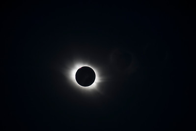 Total Solar Eclipse, 20March2015, Longyearbyen, Svalbard, Norway