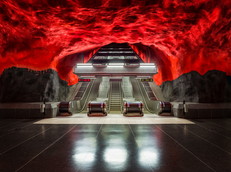 Stockholm's Gateway to Hell