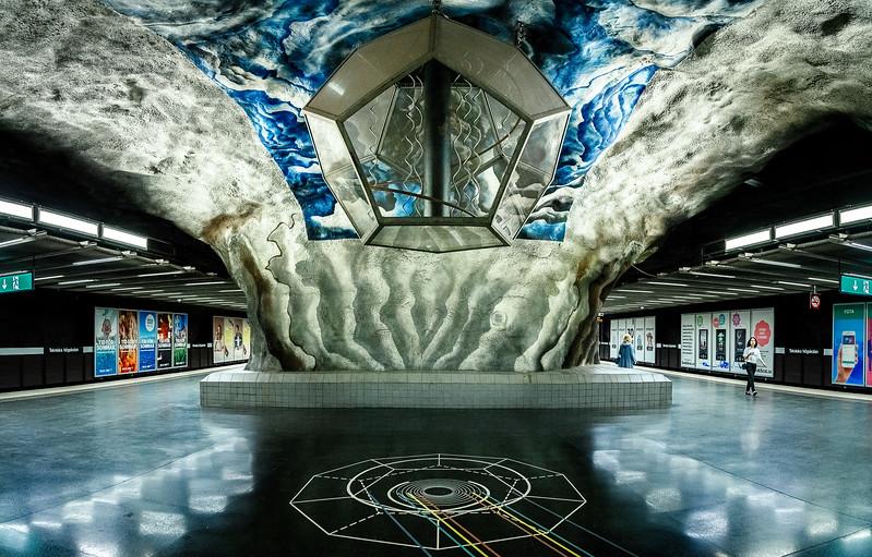 Stockholm Subway Art 3