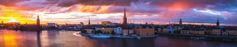 Stockholm Pano