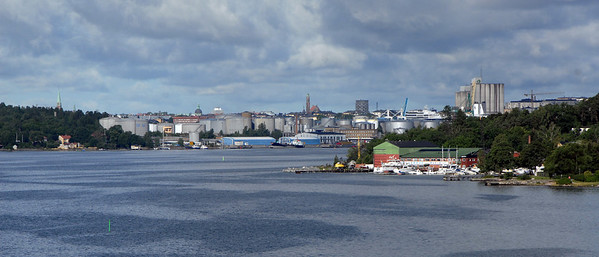 Industry, Stockholm, Sweden.
