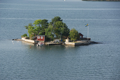 Island, southern Sweden.