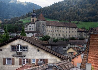 Mürren, Switzerland.