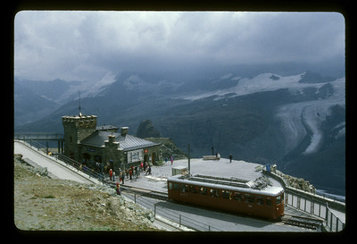 Swiss train.