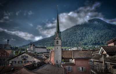 Chur, Switzerland HDR.