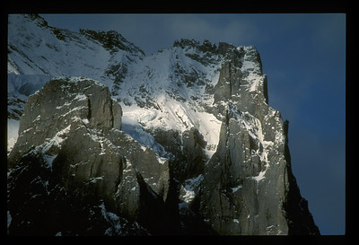 Massif, Switzerland.