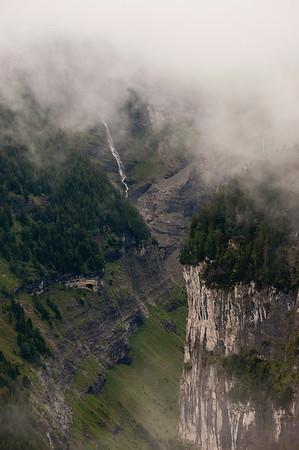 Landscape, Switzerland.