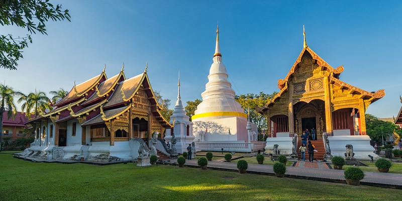 Thailand - Temple at Chiang Mai