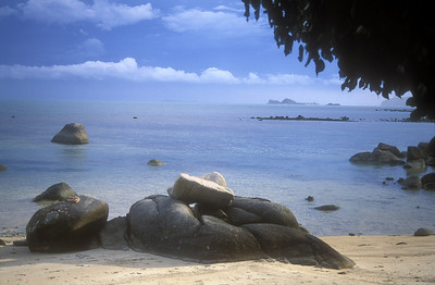 Koh Samui beach, Thailand.