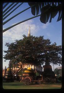 Ayutthaya, ancient Siamese capital, Thailand.