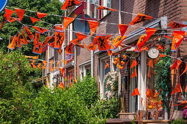 Utrecht - Soccer cup celebration