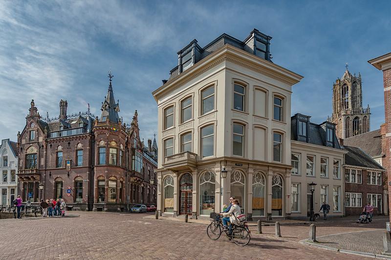 Utrecht - Pausdam