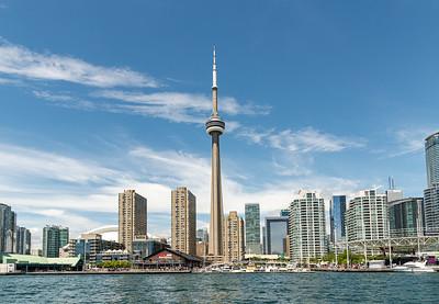 Toronto Skyline 4