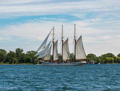 Toronto Sail Boat