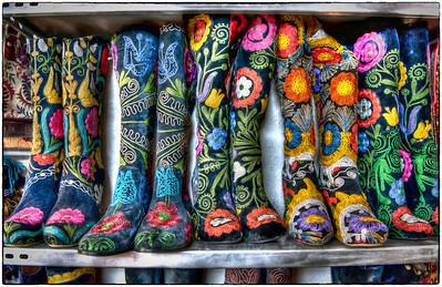 Boots, Istanbul, Turkey.