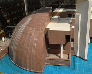 Architectural design, Dubai, United Arab Emirates.