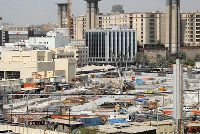 Construction, Dubai, United Arab Emirates.