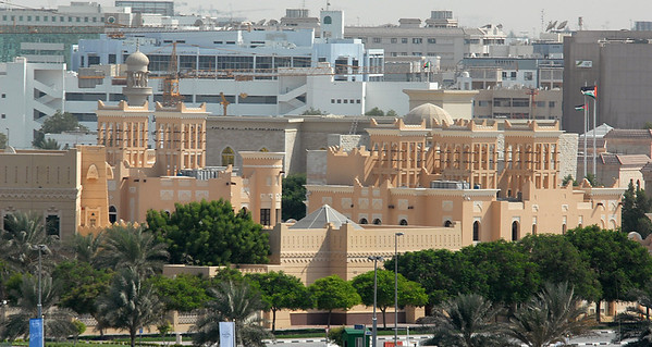 Mosque, Dubai, United Arab Emirates.