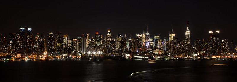 NYC Pano 2009