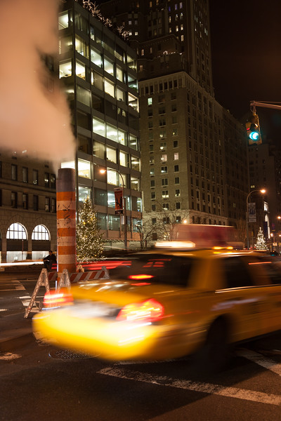 NYC in motion