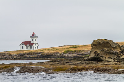 View of lighthouse - USA - Washington - Bellingham