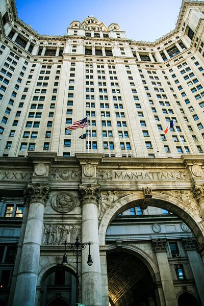 Manhattan City Hall