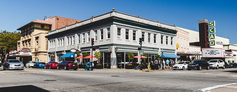 Savannah Corner Building