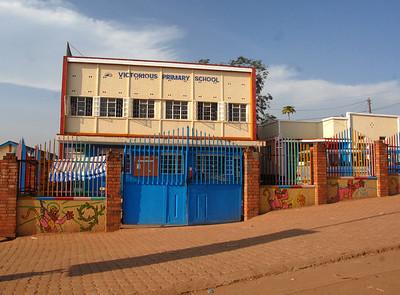 Victorious Primary School, Kampala, Uganda.