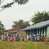 Primary school, Uganda.