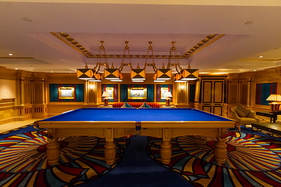 Billboard room in Burj Al Arab - United Arab Emirates - Dubai