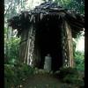 Monument, Espiritu Santo Island, Vanuatu.
