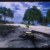 Cookout on the beach near Port Vila, Vanuatu.